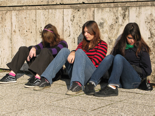 As a recent spate of teen suicides so sadly proves, American teens are ...